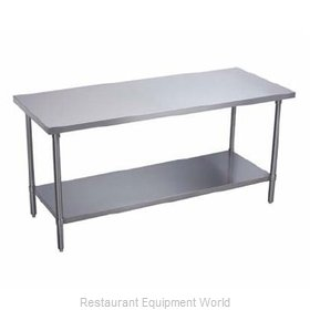 Elkay DSLWT30S30-STS Work Table 30 Long Stainless steel Top