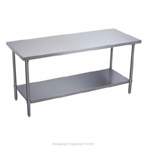 Elkay DWT30S72-STS Work Table 72 Long Stainless steel Top