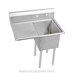 Elkay E1C16X20-L-18X Sink, (1) One Compartment