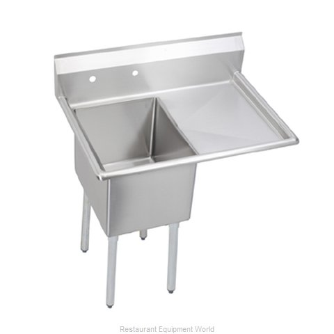 Elkay E1C16X20-R-18X Sink, (1) One Compartment