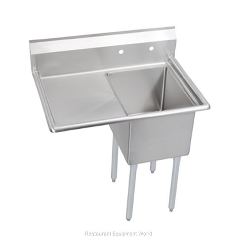 Elkay E1C24X24-L-24X Sink 1 One Compartment