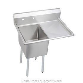 Elkay E1C24X24-R-24X Sink 1 One Compartment