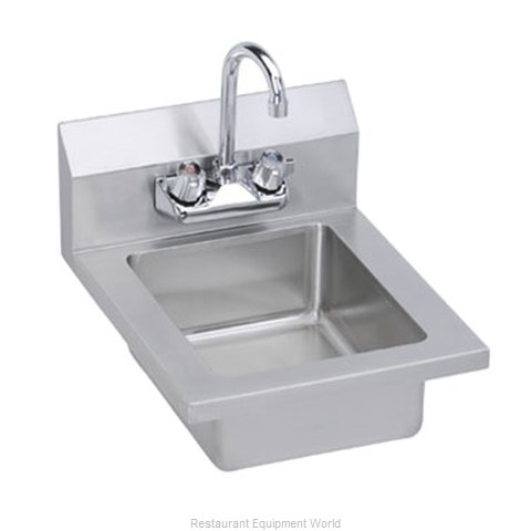 Elkay EHS-14X Sink Hand (Magnified)