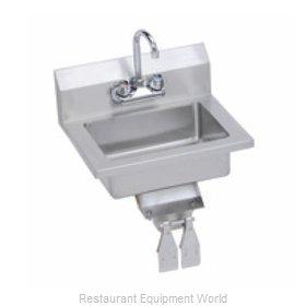 Elkay EHS-18-KVX Sink, Hand