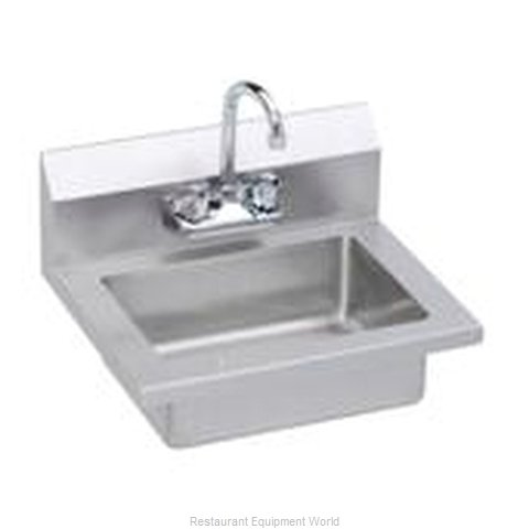 Elkay EHS-18X Hand Sink (Magnified)