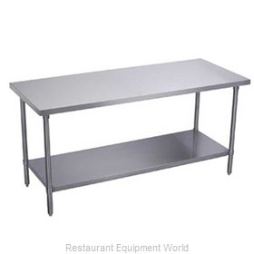 Elkay EWT24S60-STG-4X Work Table,  54