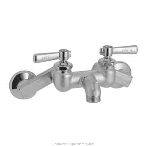 Elkay LK400 Faucet Service Sink (Magnified)