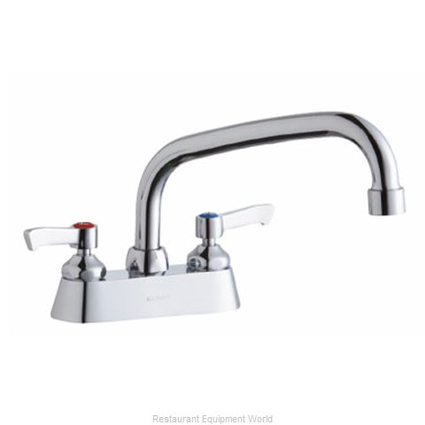 Elkay LK406AT08T6 Faucet Deck Mount (Magnified)