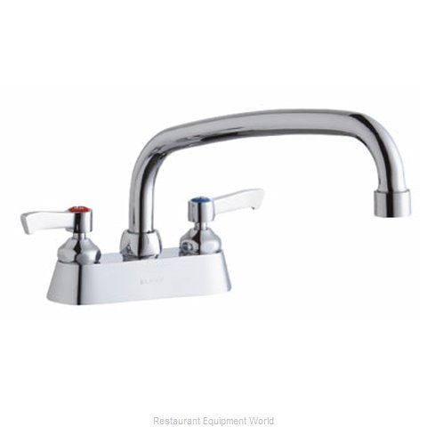 Elkay LK406AT10T4 Faucet Deck Mount (Magnified)