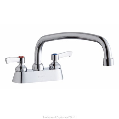 Elkay LK406AT12T6 Faucet Deck Mount (Magnified)