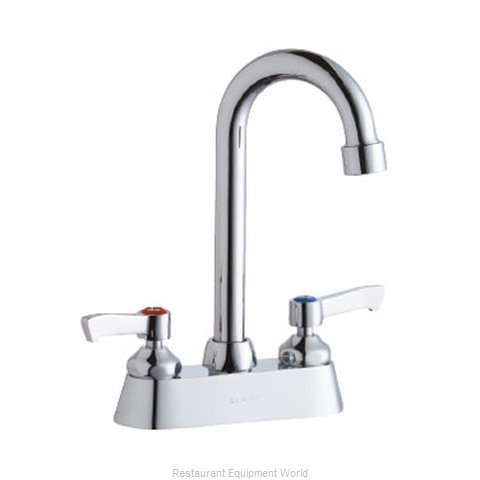 Elkay LK406GN04T4 Faucet (Magnified)