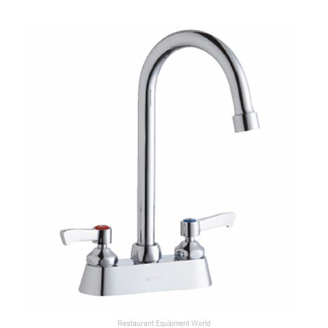 Elkay LK406GN05T4 Faucet (Magnified)