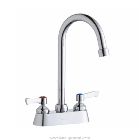 Elkay LK406GN08T4 Faucet (Magnified)