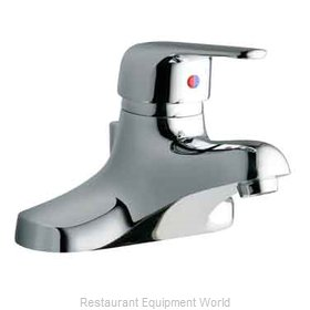 Elkay LK422L4 Faucet, Single Lever