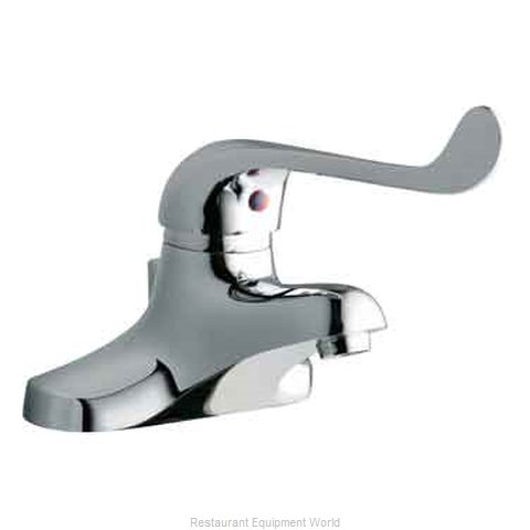 Elkay LK423L7 Faucet, Single Lever (Magnified)
