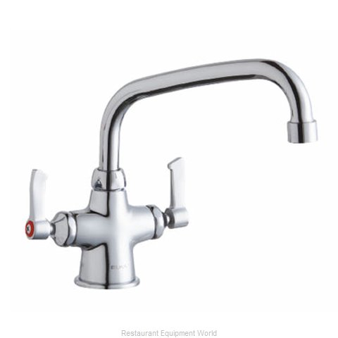 Elkay LK500AT08T4 Faucet Double Pantry (Magnified)