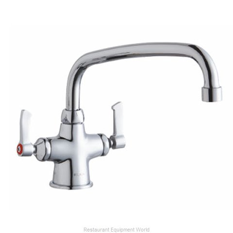 Elkay LK500AT10T4 Faucet Double Pantry (Magnified)