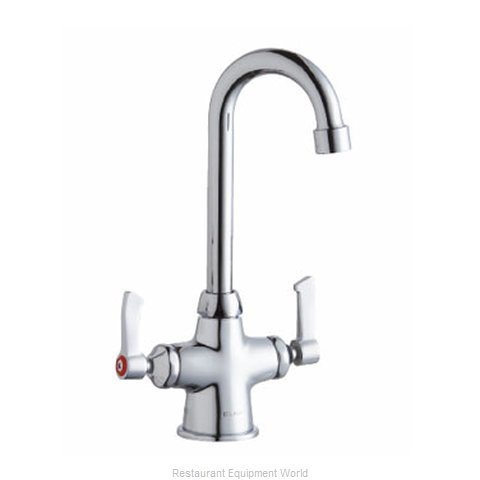 Elkay LK500GN04T6 Faucet Double Pantry (Magnified)