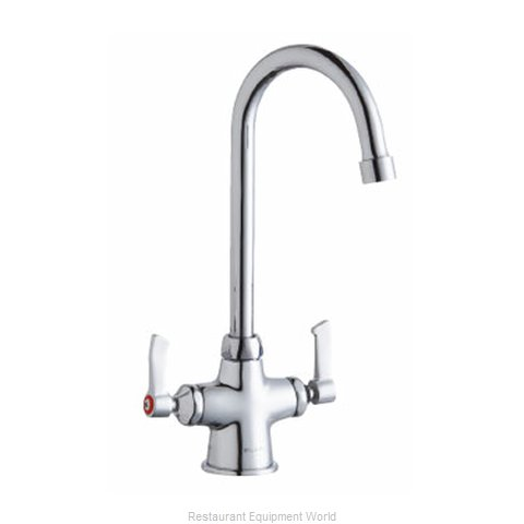 Elkay LK500GN05T6 Faucet Double Pantry (Magnified)