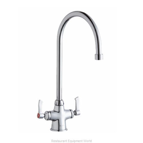 Elkay LK500GN08T4 Faucet Double Pantry (Magnified)