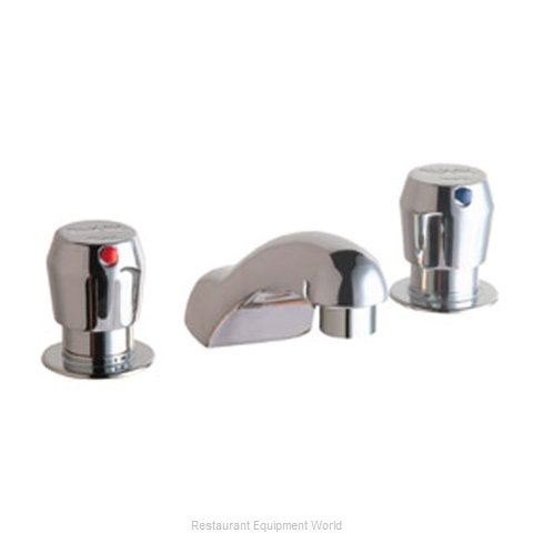 Elkay LK651 Faucet Widespread (Magnified)