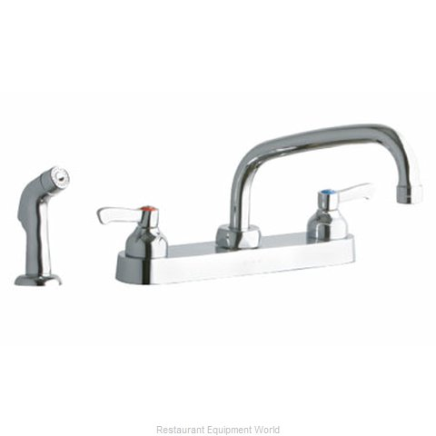 Elkay LK811AT08L2 Faucet Deck Mount (Magnified)