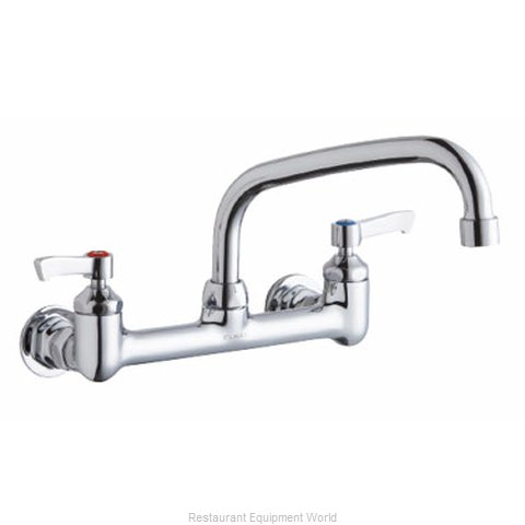 Elkay LK940AT08T6H Faucet Wall / Splash Mount