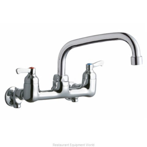 Elkay LK940AT08T6S Faucet Wall / Splash Mount (Magnified)