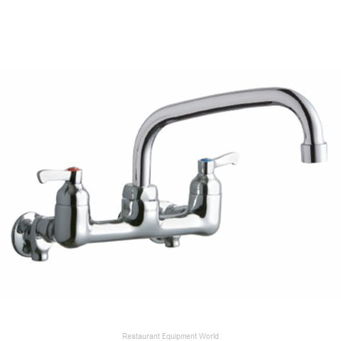 Elkay LK940AT10T4S Faucet Wall / Splash Mount