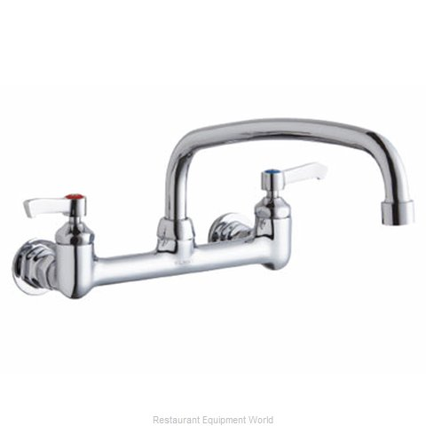 Elkay LK940AT12T4H Faucet Wall / Splash Mount (Magnified)