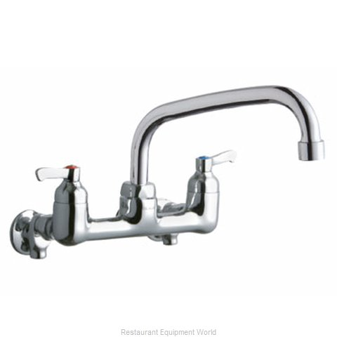 Elkay LK940AT12T6S Faucet Wall / Splash Mount (Magnified)