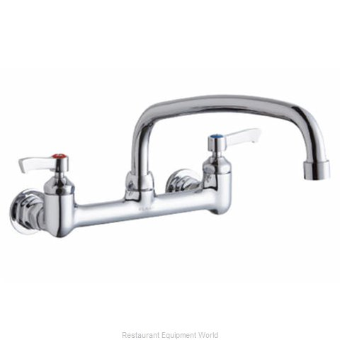 Elkay LK940TS08L2H Faucet Wall / Splash Mount