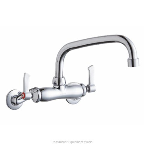 Elkay LK945AT12L2T Faucet Wall / Splash Mount