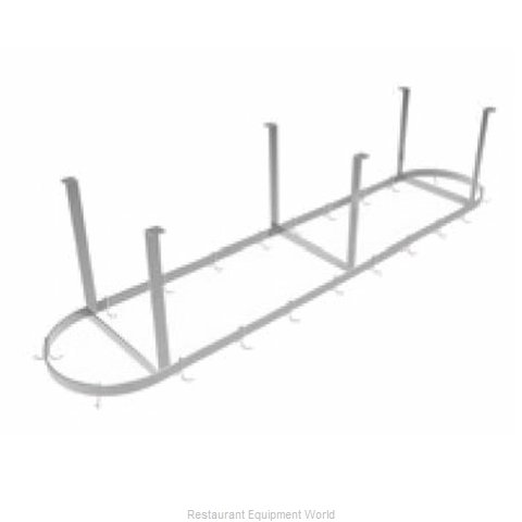 Elkay OCM-84 Pot Rack Ceiling Hung