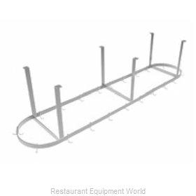 Elkay OCM-84 Pot Rack, Ceiling Hung