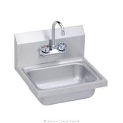 Elkay SEHS-17X Hand Sink (Magnified)