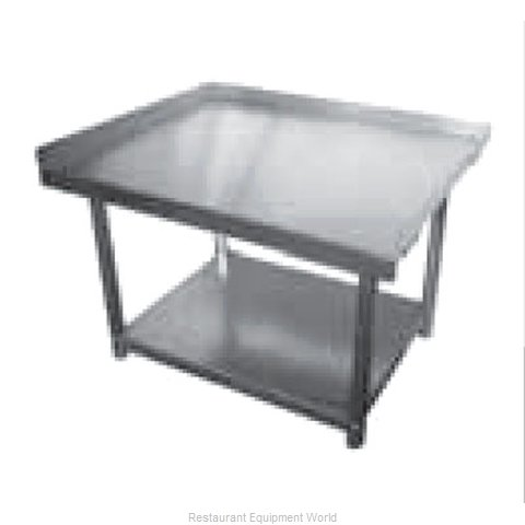 Elkay SES30S48-STGX Equipment Stand, for Countertop Cooking