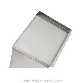 Elkay SLANT-21X Dishtable Sorting Shelf