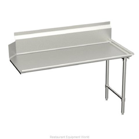 Elkay SLCDT-84-R Dishtable, Clean Straight