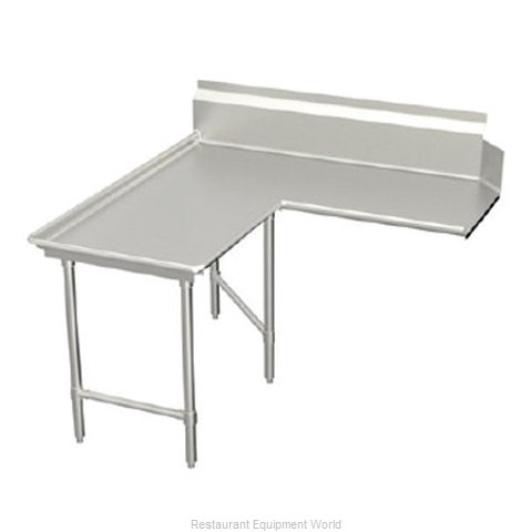 Elkay SLCDTLI-96-L Dishtable Clean L Shaped
