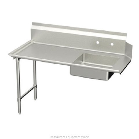 Elkay SLDDT-108-L Dishtable, Soiled