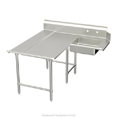 Elkay SLDDTLE-144-L Dishtable Soiled