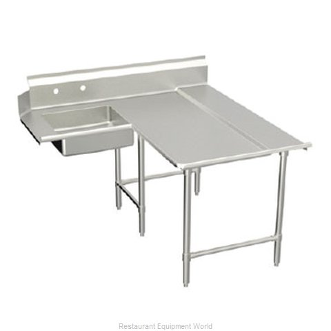 Elkay SLDDTLE-144-R Dishtable, Soiled