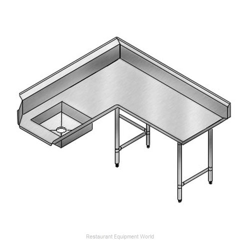 Elkay SLDDTLI-84-R Dishtable Soiled