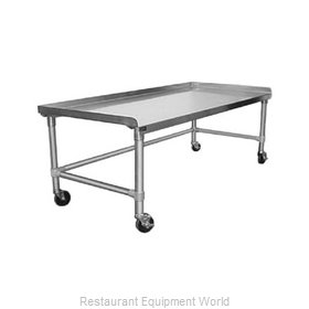Elkay SLES24X84-STS Equipment Stand, for Countertop Cooking