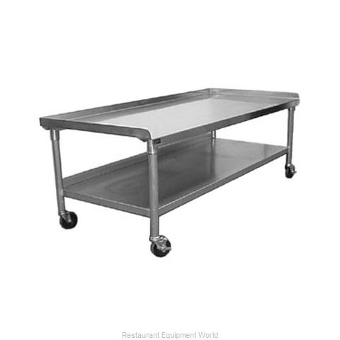Elkay SLES30S48-STS Equipment Stand, for Countertop Cooking