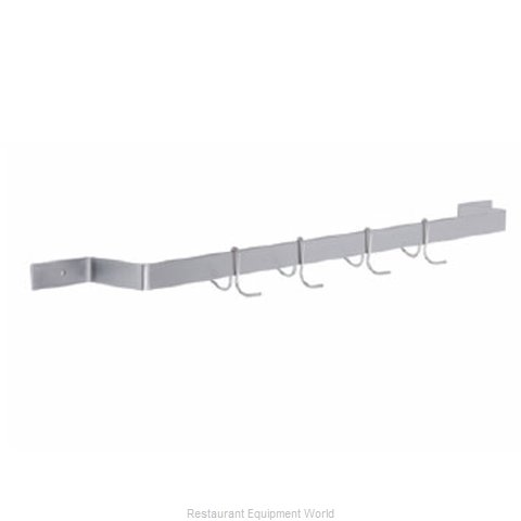 Elkay SLW-48X Pot Rack Wall-Mounted (Magnified)