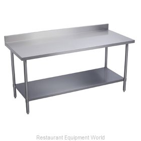 Elkay SLWT24S48-BS Work Table 48 Long Stainless steel Top