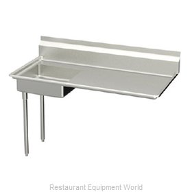 Elkay UDT-50-L Dishtable Soiled Undercounter Type