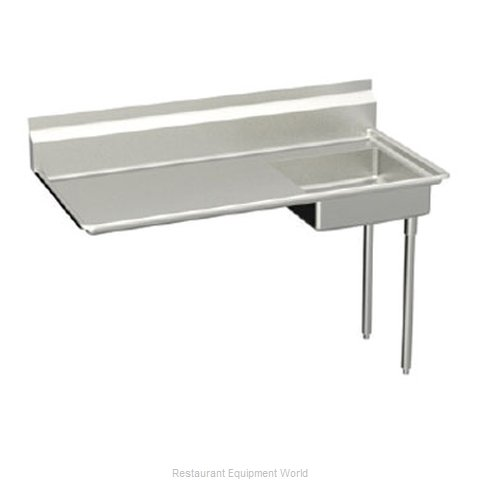 Elkay UDT-50-RX Dishtable, Soiled, Undercounter (Magnified)